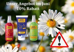 Angebot Juni: Anti Brumm